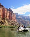 River rafting på Colorado River i Grand Canyon